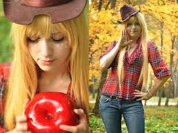 Pony Applejack Halloween Costume 70 Cosplay Dressup Images Cosplay Costumes