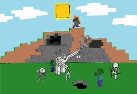 minecraft backdrop my minecraft artwork panorama desktop backdrop other