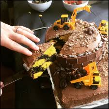 construction cake ideas how to make a construction cake jamaila brinkley