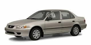 2002 toyota cars 2002 toyota corolla trim levels configurations at a glance