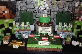 minecraft birthday party minecraft birthday party party printables