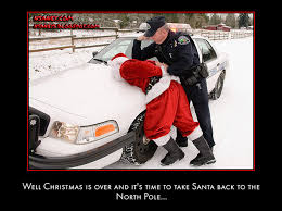 Santa Claus Meme - nsaney z posters ii santa claus arrested