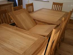 Large Oak Kitchen Table by 10 Seater Butterfly Extending Large Oak Dining Room Table