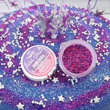 Where To Buy Edible Glitter Rainbow Dust Berry Dazzle Glitter The Edible Glitter Range
