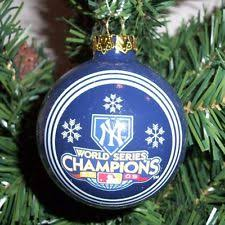 world series mlb ornaments ebay