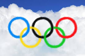 olympic rings color images Olympic games symbol colored rings from clouds of steam russia jpg