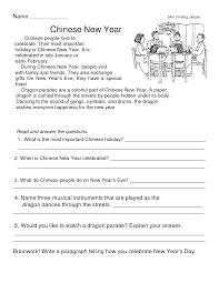 worksheet 596842 chinese new year worksheets for kindergarten