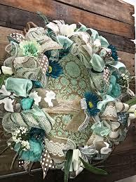 beautiful easter wreath easter egg wreath easter decor lace egg lace egg 3