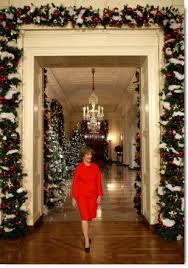 When Does The White House Get Decorated For Christmas Press Availability By Mrs Bush At The White House Holiday Press