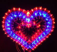 valentines day lights the festival lights decoration s day wedding