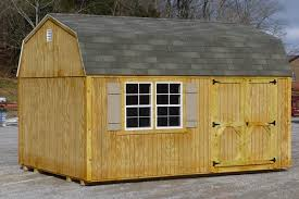 Storage Shed For Backyard by Wood Storage Sheds For Sale In Ky Esh U0027s Utility Buildings
