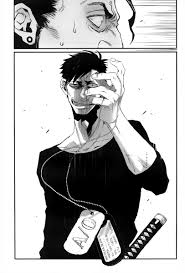 Gangsta Love Quotes by Convince Someone To Read A Manga With One Image The Something