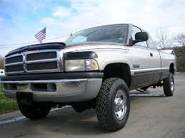 Dodge Ram 4x4 - 1998 dodge ram 2500 4x4