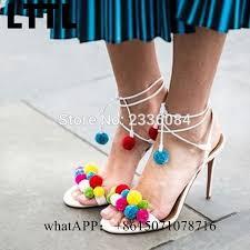 designer stiletto heels lttl designer shoes luxury summer high heel gladiator