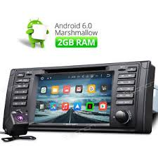 gps tracker android for bmw e39 m5 2002 car radio dvd gps tracker android 6 0 8core cd