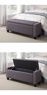 Ottoman Storage Bench This Ottoman Isn U0027t Just A Spot To Sit While You U0027re Putting Your