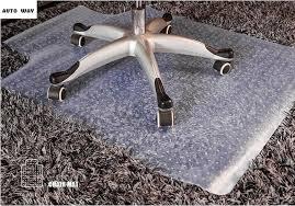 tapis de sol bureau chaise lèvres tapis en bois protection de plancher tapis chaise de