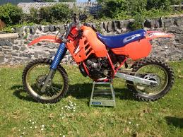 rc motocross bikes for sale 1986 cr 250 rc project rep build up it u0027s finished bike