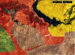 Raqqa Syria Map by Syrian Army Keeps Rolling In West Raqqa As Isil Falls Apart Map