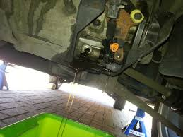 quick few questions before i change transmission fluid ford