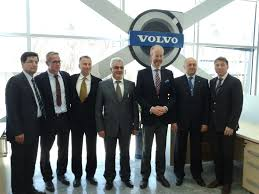 volvo group trucks two new truck centers inaugurated in iraq zamzam spring