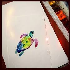 mer enn 25 trendy ideer om sea turtle tattoos på pinterest