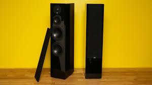 Svs Bookshelf Speakers Svs Prime Tower Audiophile Big Speakers And Speakers