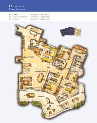 Punta Mita Mexico Map by Pvsr Floor Plans Pvsr Punta Vista Signature Residences