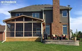free standing elevated deck plans home u0026 gardens geek
