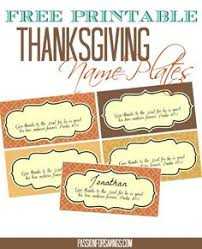 free printable thanksgiving place cards thanksgiving ideas
