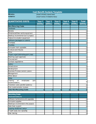 desk planner template 40 cost benefit analysis templates examples template lab cost benefit analysis template 10