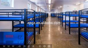 Student Hostel Camp Metal Bunk Bedbest Sell Good Quality Cheap - Good quality bunk beds