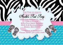 19 pool party invitations jpg psd ai illustrator download