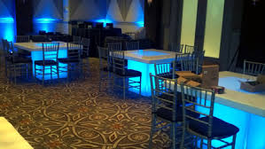 table rentals dc led cocktail table rentals md dc va lighted cocktail tables