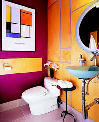 pop art bathroom decoration ceardoinphoto