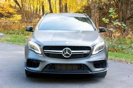 2018 mercedes amg gla 45 review u2013 a manic german the truth about