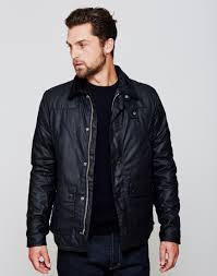 barbour reelin wax jacket navy wear pinterest wax jackets