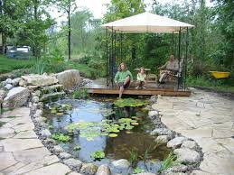 Small Backyard Ponds And Waterfalls by Small Backyard Ponds And Waterfalls Ponds And Waterfalls Robin
