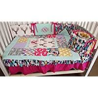 amazon com country rustic nursery bedding baby handmade products