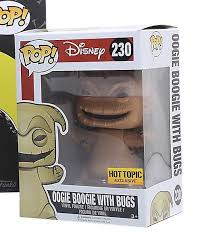 the nightmare before oogie boogie with bugs pop