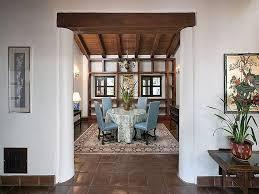 beautiful spanish hacienda in santa barbara idesignarch