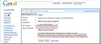 csv format outlook import import google gmail microsoft hotmail contacts in outlook 2010