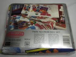 Mario Bros Bed Set The Legend Of Mario Bros Bed Set