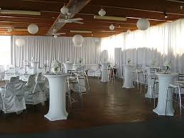 white party table decorations pub table decorating ideas all white theme party decoration ideas