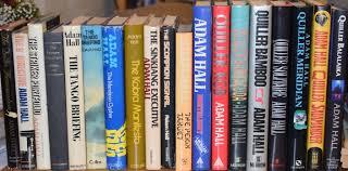 Wohnzimmerm El Royal Oak Porträt Die Quiller Romane Von Adam Hall Culturmag