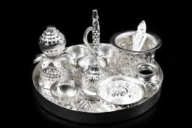 silver items silver puja items puja items in silver list of silver puja items