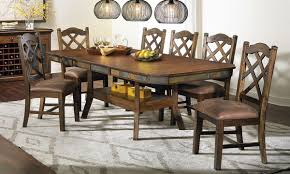 savannah rectangular dining set the dump america u0027s furniture