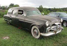 hearses for sale unrestored packard henney hearse to cross the block in phi