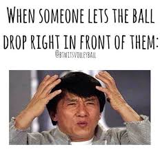 Volleyball Meme - 729 best volleyball images on pinterest volleyball volleyball
