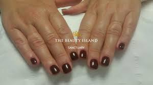 gel nail enhancement acrylic nails enhancement opi